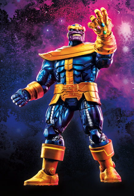 Marvel Legends Thanos - Walmart Exclusive
