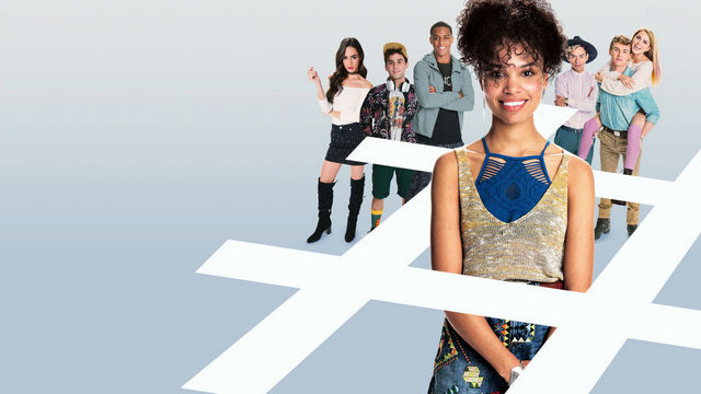 #RealityHigh movie review - main cast