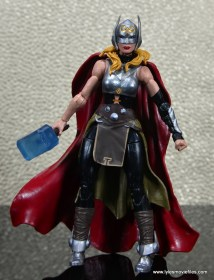 SDCC 2017 Marvel Legends Battle for Asgard figure review - Thor front