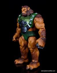 SDCC 2017 Marvel Legends Battle for Asgard figure review - left side