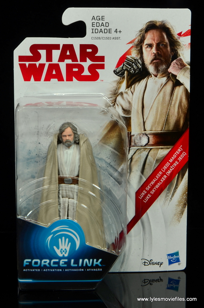 "OBI-WAN KENOBI Star Wars The Last Jedi Force Link 3.75/"" Action Figure 2017"