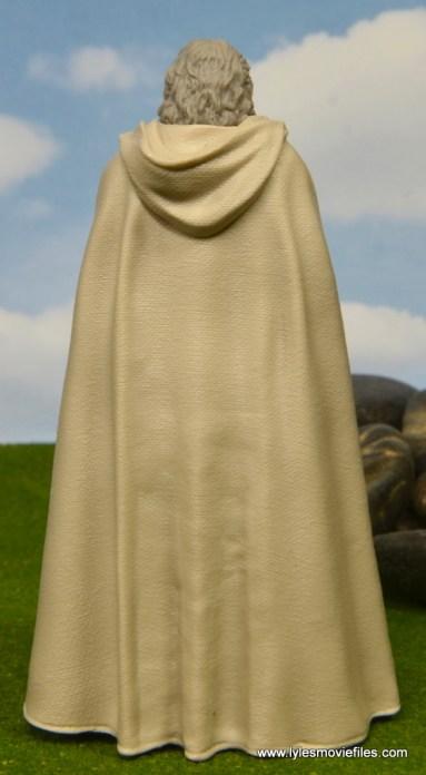 Star Wars The Last Jedi Master Luke Skywalker figure review -rear