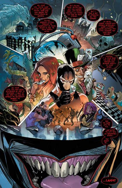 Teen Titans #12 interior art