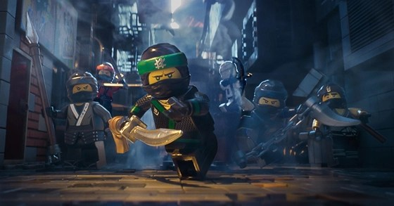 The LEGO Ninjago Movie giveaway