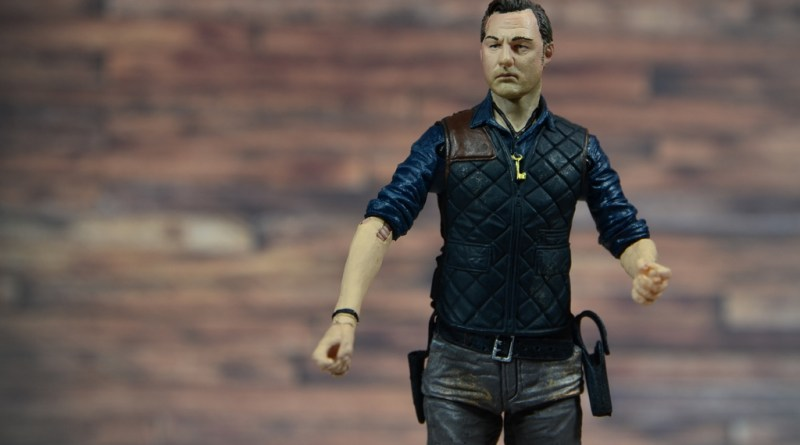 The Walking Dead The Governor TV Series figure review -main pic