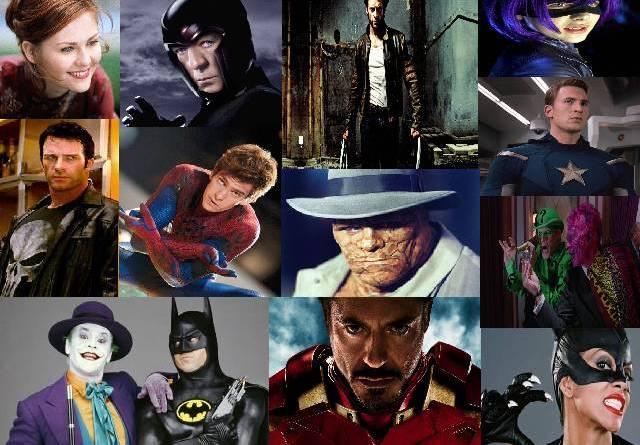 Top 10 best performances in a comic book movie