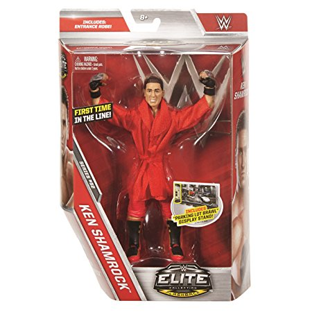 WWE Elite 52 Ken Shamrock