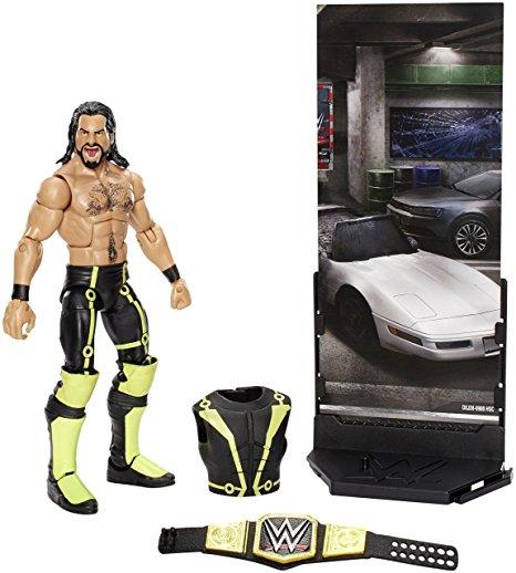 WWE Elite 52 Seth Rollins