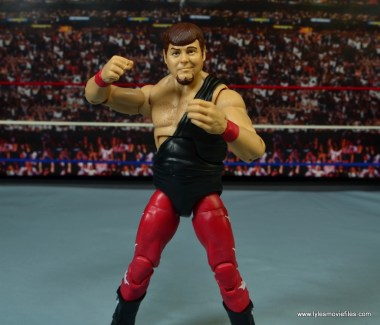 WWE Hall of Fame Jerry The King Lawler figure review -ready for battle
