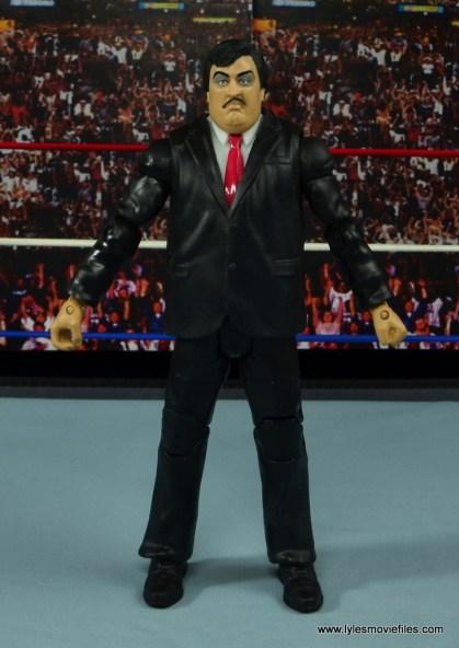 WWE Paul Bearer figure review -front