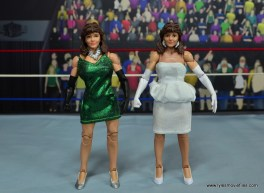 WWE Then Now Forever Miss Elizabeth figure review - with Elite 19 Miss Elizabeth