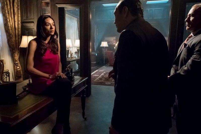 Gotham: The Demon's Head review - Sofia Falcone