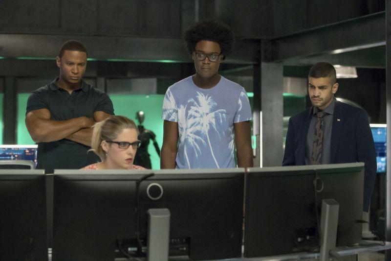 Arrow Next of Kin - Team Diggle