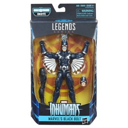 BLP Legends 6 Inch - Black Bolt pkg