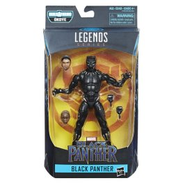 BLP Legends 6 Inch - Black Panther pkg