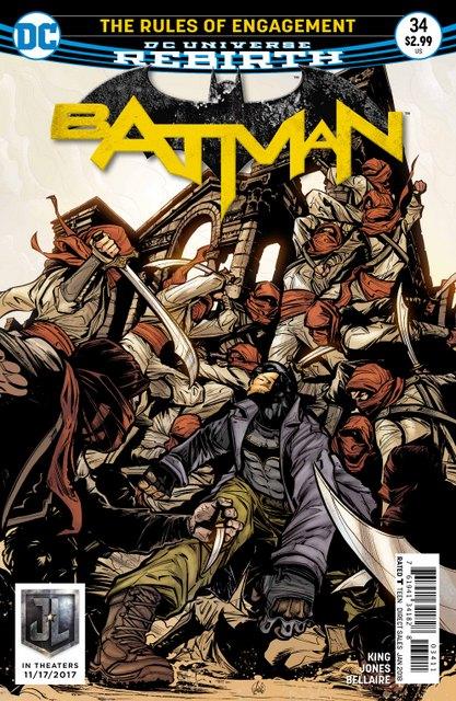 Batman #34 cover