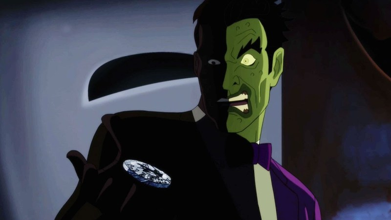 Batman vs. Two-Face review - Two-Face