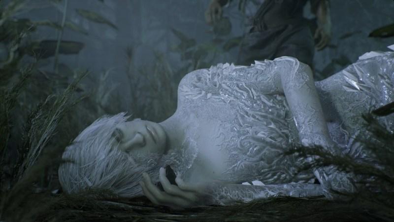 End of Zoe Resident Evil 7 biohazard DLC - Zoe