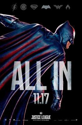 Justice League posters - Batman