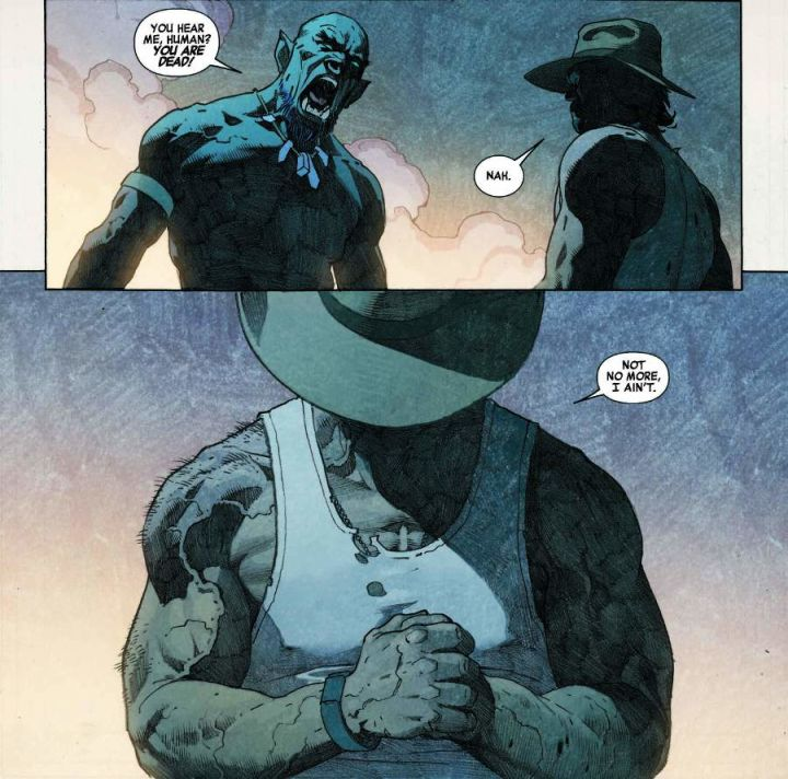 Marvel Legacy Wolverine is back