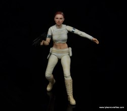SH Figuarts Padme figure review -running