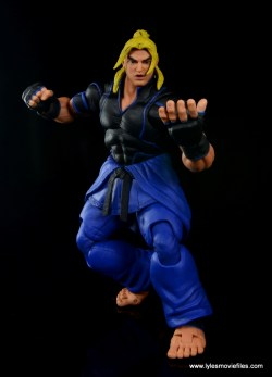 Storm Collectibles Street Fighter V Ken figure review -bring it on