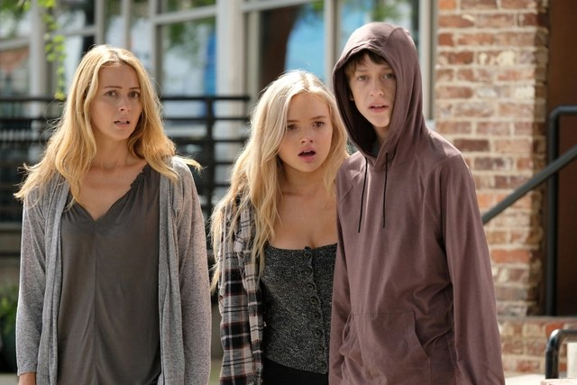The Gifted - eXodus review - Amy Acker, Natalie Alyn Lyn and Percy Hynes White