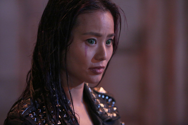 The Gifted eXposed review - Jamie Chung as Blink