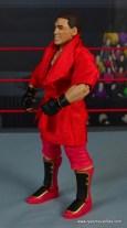 WWE Elite Ken Shamrock figure review -left side robe