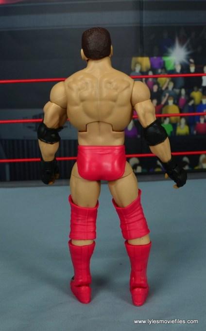 WWE Elite Ken Shamrock figure review -rear