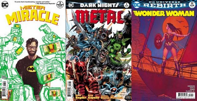 DC Comics 10/11/17