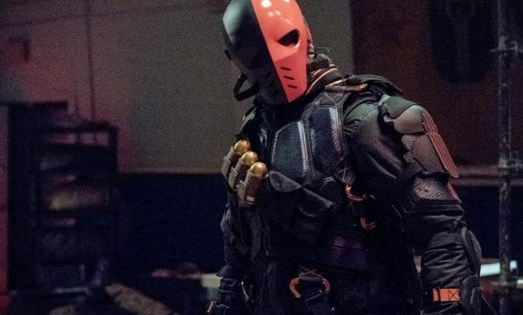 Arrow Deathstroke Returns review -Deathstroke