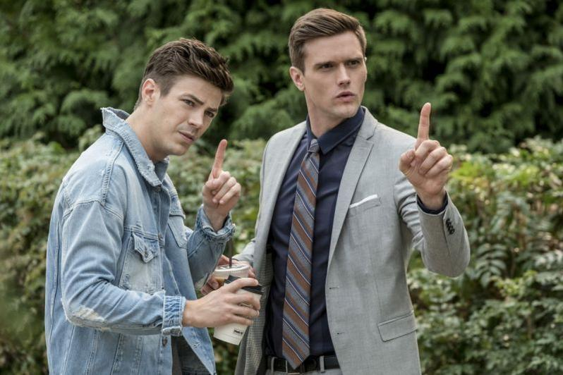 The Flash: When Harry Met Harry review -Barry and Ralph