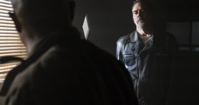 The Walking Dead The Big Scary U review - Negan