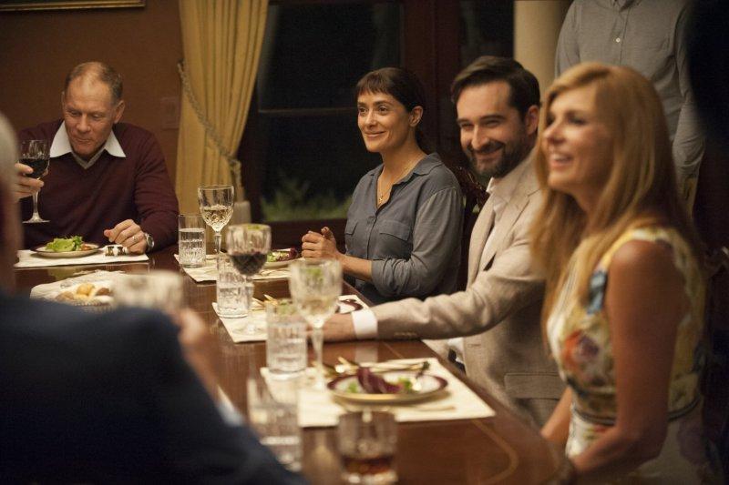 Beatriz at Dinner review - David Warshofsky, Salma Hayek, Jay Duplass and Connie Britton