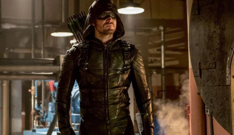 Arrow Thanksgiving review -Green Arrow