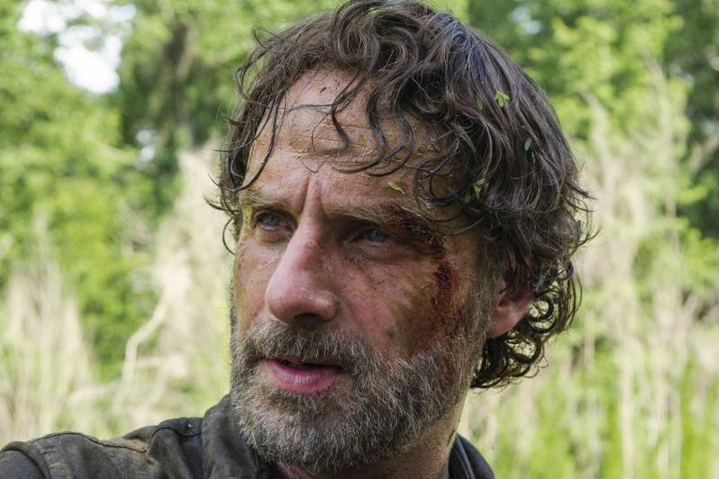The Walking Dead Some Guy review Rick Grimes