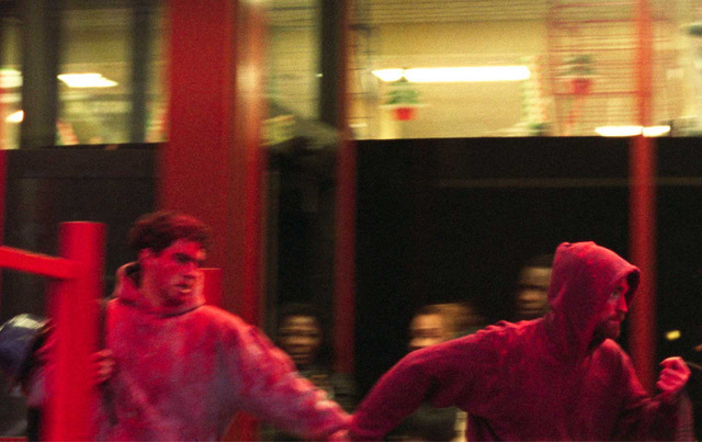 Good Time - Benny Safdie and Robert Pattinson