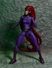 Marvel Legends Medusa figure review -looking on
