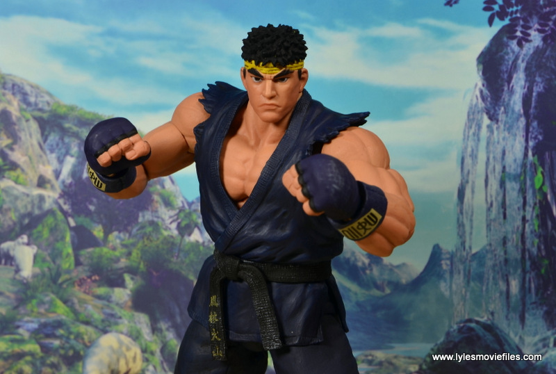 Storm Collectibles Street Fighter V Ryu figure review - main pic