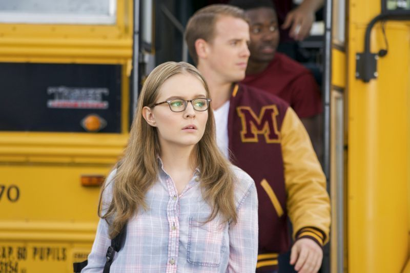 Supergirl Midvale review - young Kara
