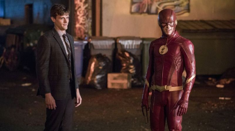 The Flash Elongated Journey Into Mystery review - Ralph Dibny and The Flash