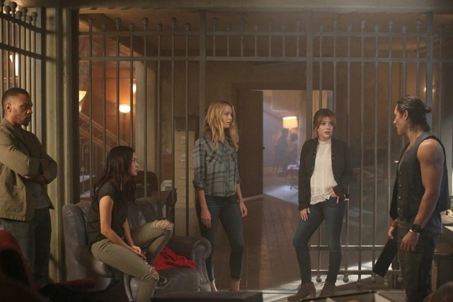 The Gifted eXit strategy review - mutant meeting