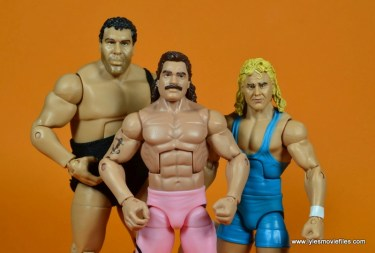 WWE Survivor Series Teams - 1988 Andre the Giant, Rick Rude and Mr. Perfect