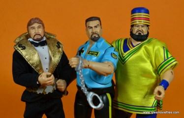 WWE Survivor Series Teams - 1988 Ted DiBiase, Big Boss Man and Akeem