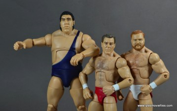 WWE Survivor Series Teams - 1989 Andre the Giant, Brain Busters