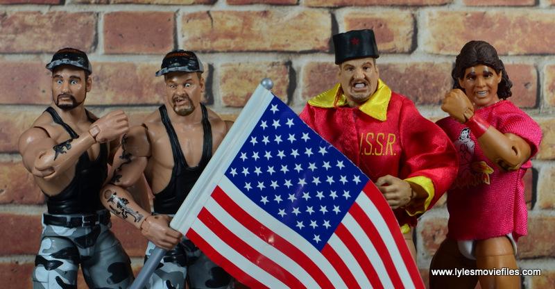 WWE Survivor Series Teams - 1990 Bushwhackers, Nikolai Volkoff and Tito Santana