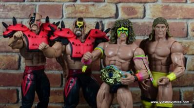 WWE Survivor Series Teams - 1990 The Legion of Doom, The Ultimate Warrior and The Texas Tornado