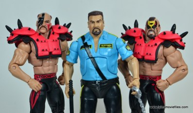 WWE Survivor Series Teams - 1991 Legion of Doom and Big Boss Man