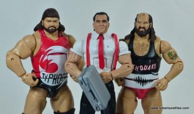 WWE Survivor Series Teams - 1991 Natural Disasters and IRS